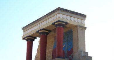 Кносский дворец – лабиринт Минотавра