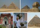 Тайны Великой пирамиды Гизы. Египет