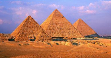 Следы древних цивилизаций на Земле.