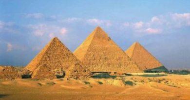 Пирамиды Земли — часть I