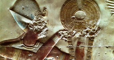 Фараоны – воздухоплаватели
