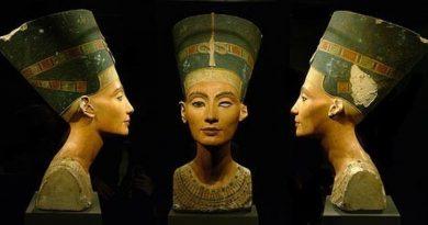 Нефертити — царица Египта