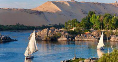 Нил – жизнь и бессмертие