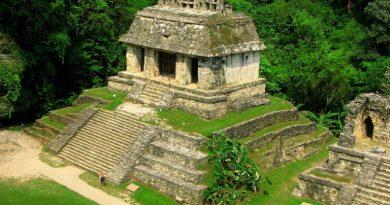 Паленке – «жемчужина Майя»