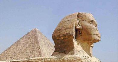 Пирамиды Земли – часть II