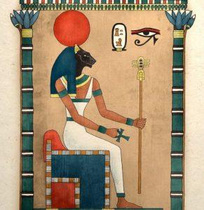 Богиня бастет в древнем египте доклад 9762