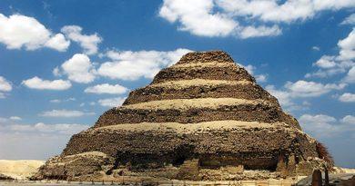 Саккара, Джосер, Имхотеп – Иосиф и «Свободные каменщики»