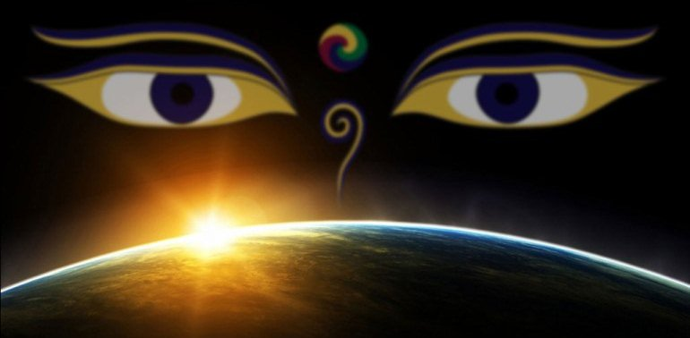 Ритуал подключния к Эгрегору ясновидения. Glaza-1