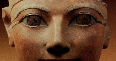 Хатшепсут — женщина-фараон
