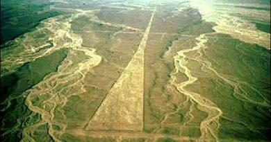 Геоглифы Наска