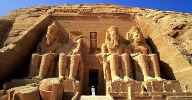Рамсес Великий и Моисей