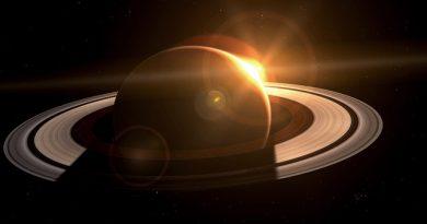 Жизнь на лунах Сатурна. Энцелад. Титан.