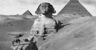 Древний Египет — старинные фото