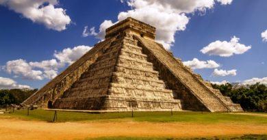 Майя — пирамиды, календарь и 2012 год
