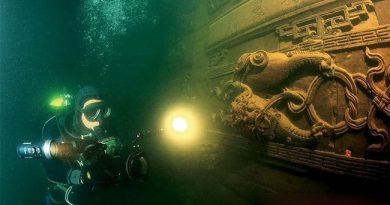 Затонувшие города древнего мира