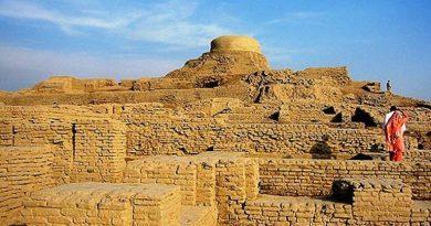 Хараппская цивилизация. Следы древних богов.