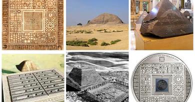 Тайны египетского лабиринта