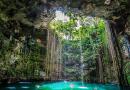 Тайны пещер Сак-Актун