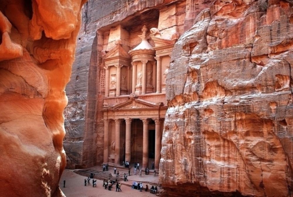 Пещерные города и храмы – часть II. Петра