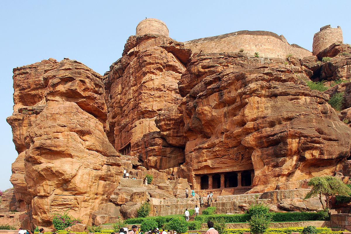 Пещерные города и храмы – часть VI. Бадами