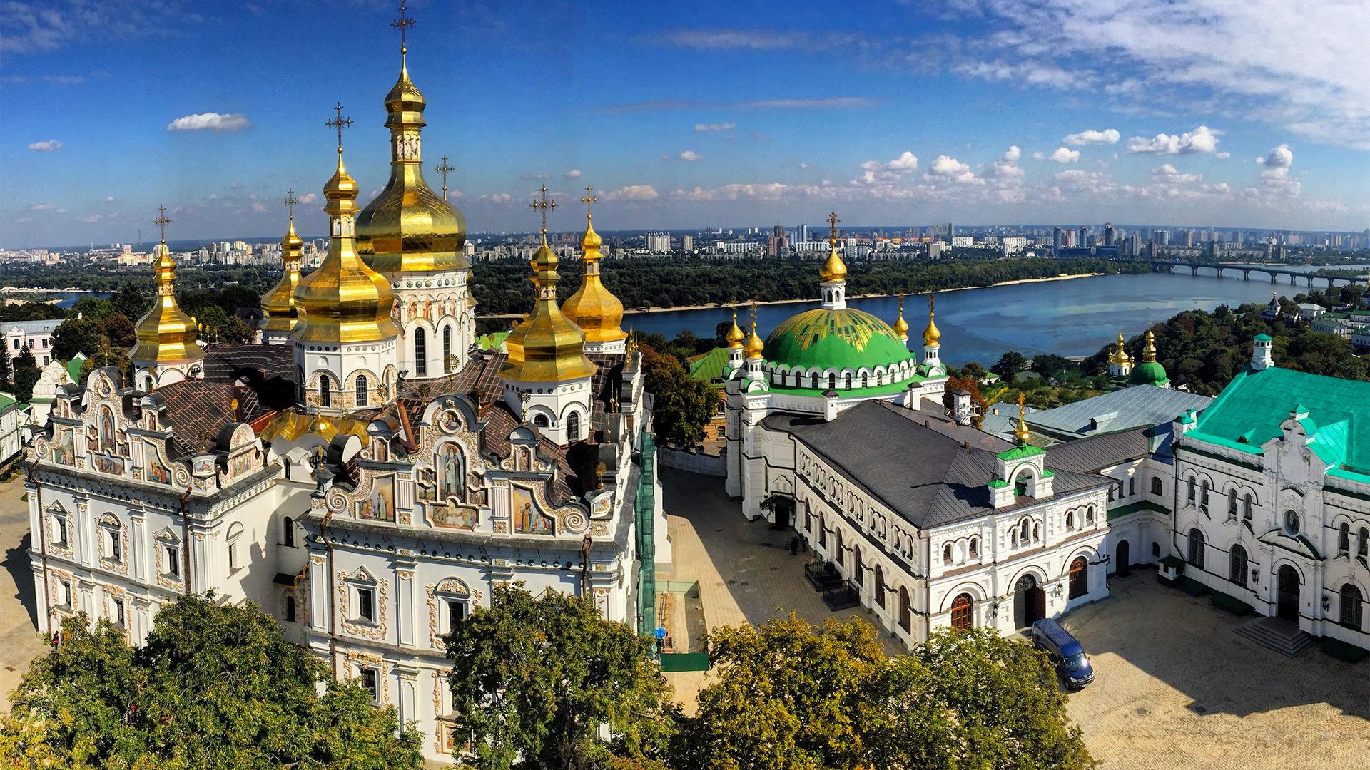 Пещерные города и храмы – часть VIII. Киево-Печерская Лавра