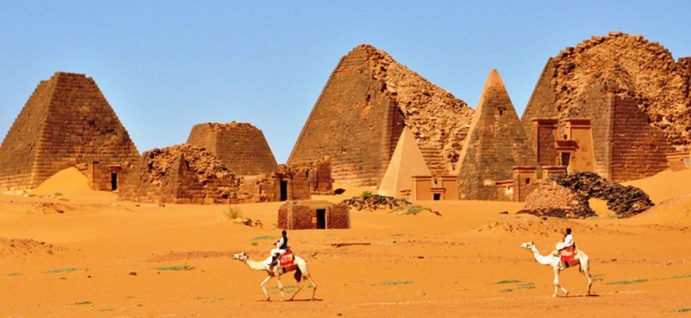 Тайны забытых цивилизаций – часть II. Куш