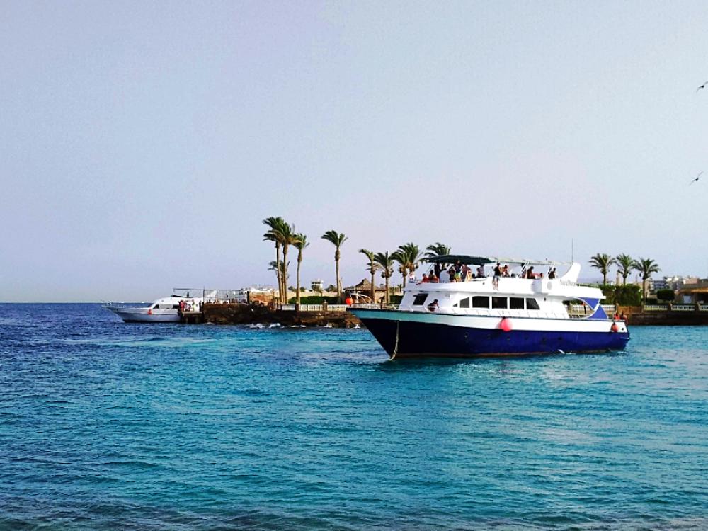 Египет. Хургада. Красное море.