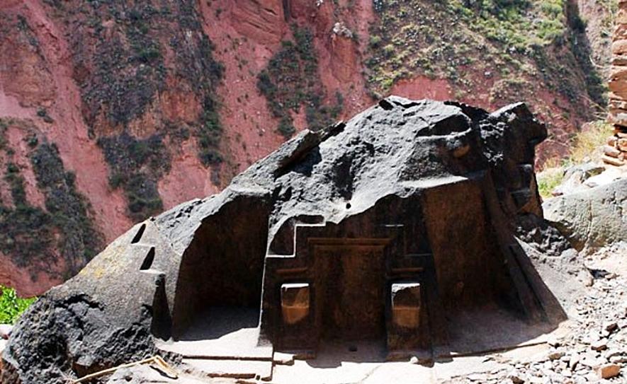 Тайны Наупа Хуака. Перу