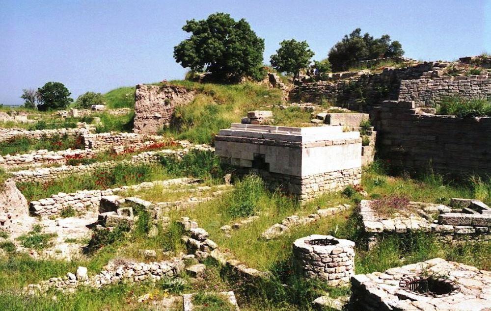 Троя. Шлиман. Мифы Древней Греции