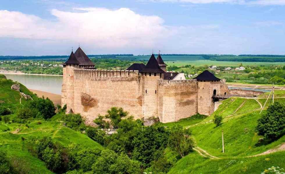 Мистические замки Украины. Хотинская крепость