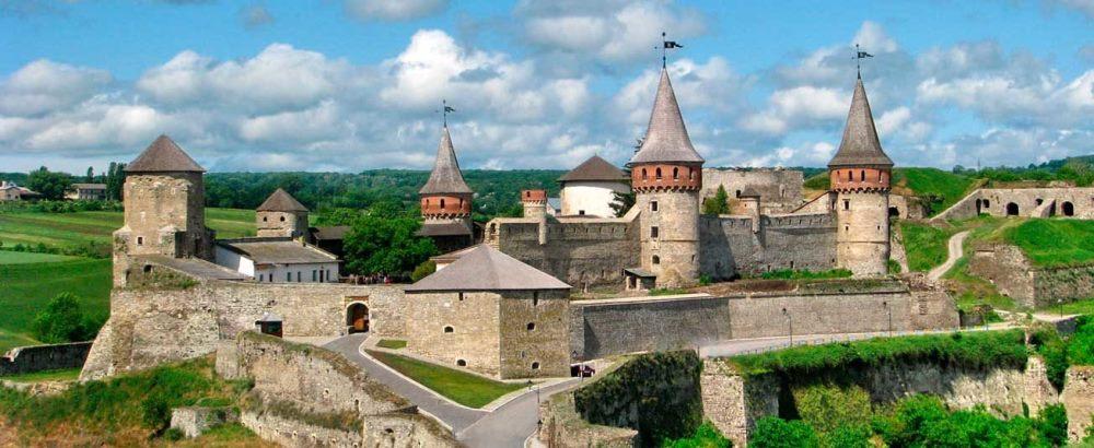 Мистические замки Украины. Каменец-Подольская крепость.