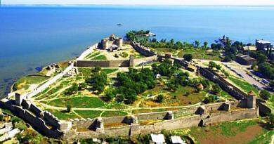 Мистические замки Украины. Аккерманская крепость.