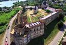 Мистические замки Украины. Меджибожский замок.