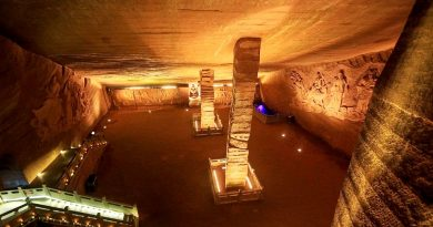 Тайны пещер Лунъю