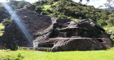 Загадки Юрак-Руми. Перу