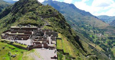 Писак. Перу. Инки и боги.