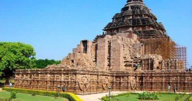 Тайны и эротика Храма Сурьи в Конараке. Индия