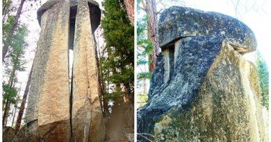 Дольмены Монтаны — каменный ребус человечества