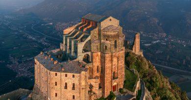 Тайны аббатства Сакра ди Сан-Микеле