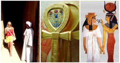 Анкх — символ бессмертия