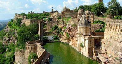 Читторгарх – величие и драмы крупнейшего форта Индии.