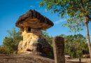 Пху Пхра Бат – парящие мегалиты