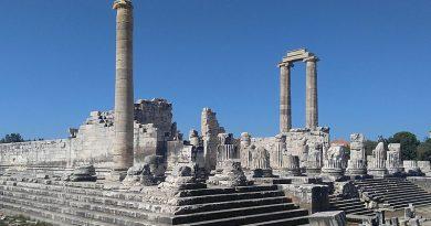 Загадки Турции – часть I. Храм Аполлона в Дидиме.