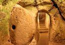Каппадокия. Подземный город Озконак.