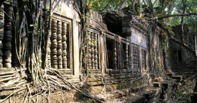 Мистический Бэнгмеалеа. Камбоджа