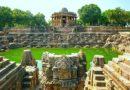 Сакральная архитектура Храма Солнца в Модхере. Индия