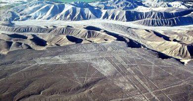 Загадки плато Наска