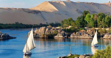 Великому Нилу 30 млн лет. Времена богов.