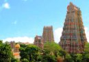 Легенды и богатство храма Минакши. Индия