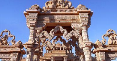 Загадочные технологии древней Индии.